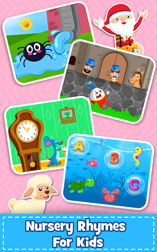 Baby Phone for toddlers - Numbers, Animals & Music 3.3 screenshots 5