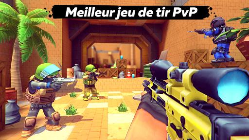 KUBOOM 3D: FPS Shooter APK MOD (Astuce) screenshots 1