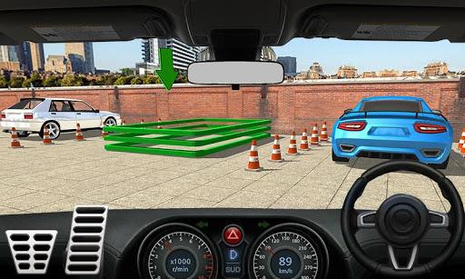 Car Parking Driver Test: Multistory Driving Mania screenshots 4