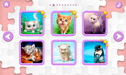Kids Puzzles for Girls  screenshots 5