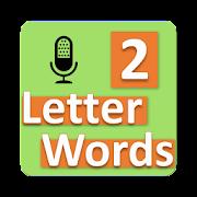 Speak 2 Letter Words