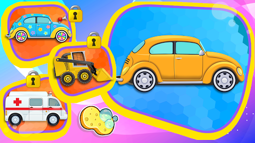 Roleplay Car Games: Clean Car Wash, Drive and Play  screenshots 12