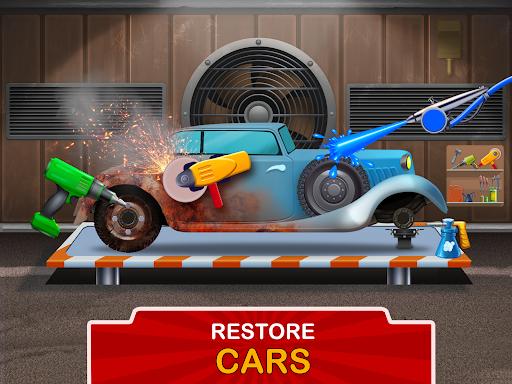 Kids Garage: Car & Truck Repair Games for Kids Fun  screenshots 7