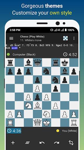 Chess - Play & Learn Free Classic Board Game 1.0.6 screenshots 8