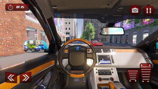 real city taxi driving: new car games 2020 screenshot 2
