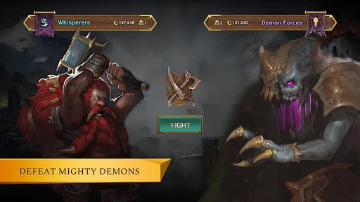 Arkheim u2013 Realms at War: The MMO Strategy War Game  screenshots 10