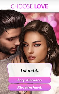 Whispers Mod Apk: Interactive Romance Stories (Unlocked Chapters) 3