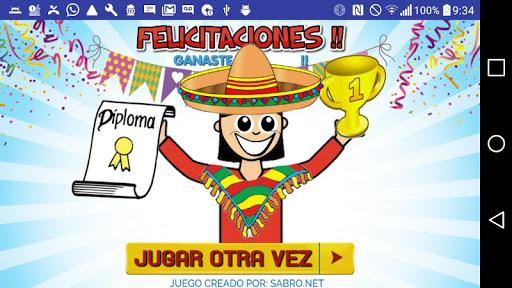 Mapa de Mexico Juego 2.005 screenshots 9