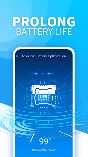 Battery Saver-Charge Faster, Ram Cleaner, Booster Apkfinish screenshots 5