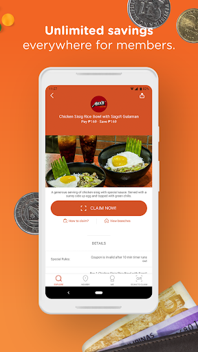 Booky - Food and Lifestyle 4.34.6 Screenshots 2