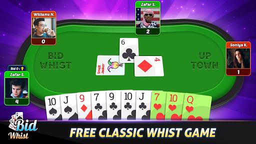 Bid Whist - Best Trick Taking Spades Card Games 12.0 screenshots 6