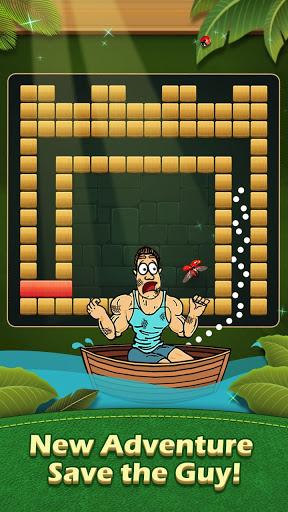 Breaker Fun - Bricks Ball Crusher Rescue Game android2mod screenshots 13