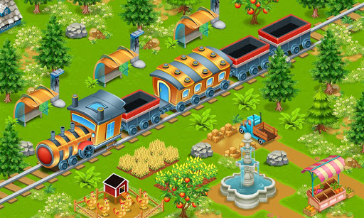 Télécharger Farm Family APK MOD 2