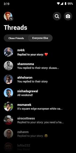 Threads dari Instagram