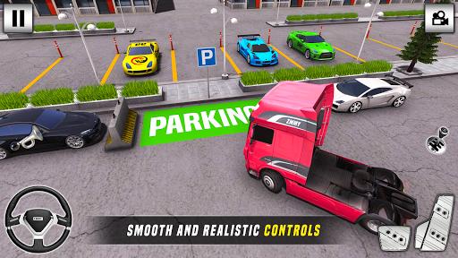 Truck Parking King Truck Games 2020 APK MOD (Astuce) screenshots 3