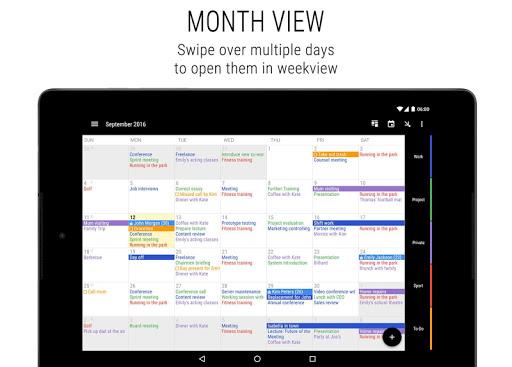 Business Calendar 2 - Agenda, Planner & Widgets 2.41.4 Screenshots 9