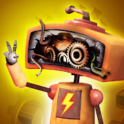 Tiny Robots Recharged MOD APK 10.2 (Unlimited Batteries)