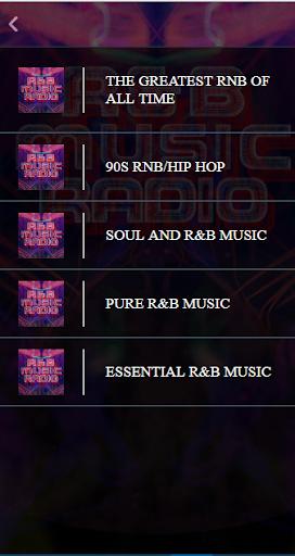 RnB Music android2mod screenshots 1