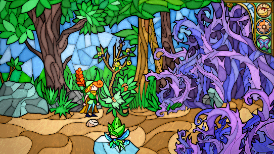 Little Briar Rose – A Stained Glass Adventure 1.12 Apk 2