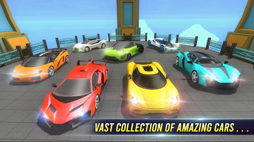 Mega Ramps - Galaxy Racer  screenshots 7