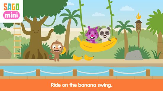 Sago Mini Zoo Playset