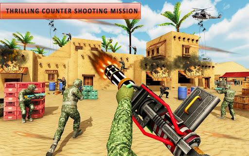 FPS Shooter Games 2020:New Counter Terrorist Game goodtube screenshots 11