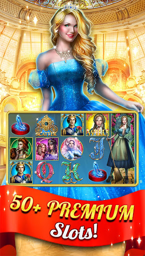 Slots - Cinderella Slot Games 2.8.3801 screenshots 1