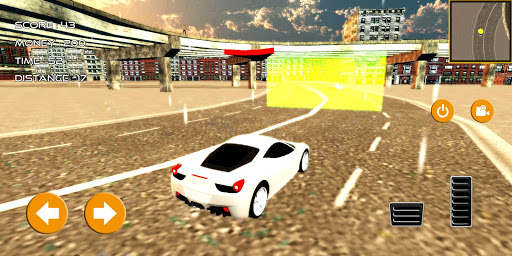 Traffic Car Driving apkpoly screenshots 5