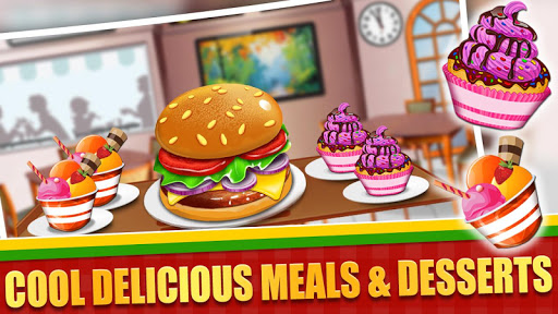 Fast Food  Cooking and Restaurant Game android2mod screenshots 16