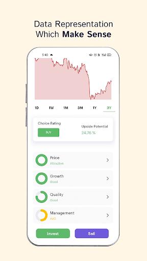 Stock Investments, IPOs, Baskets, News : Alphabee apktram screenshots 5