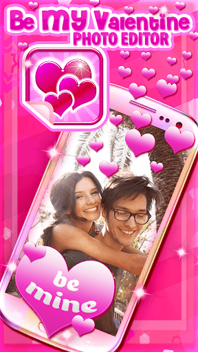 Be My Valentine Photo Editor screenshots 1