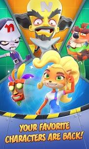 Crash Bandicoot: On the Run! 2