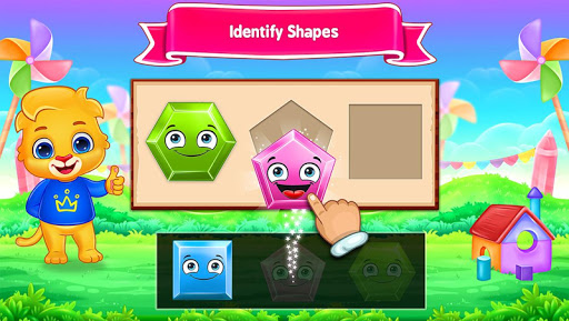 Colors & Shapes - Kids Learn Color and Shape 1.2.6 screenshots 2