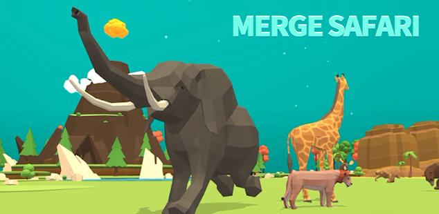 merge safari - fantastic animal isle hack