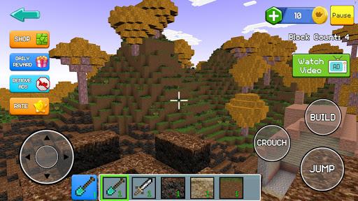 Minicraft Good: Crafting Game 2021  screenshots 5