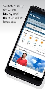 Met Office Weather Forecast 1