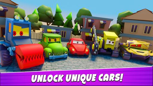 Car Eats Car 3D: Racing Arena 1.0 screenshots 8