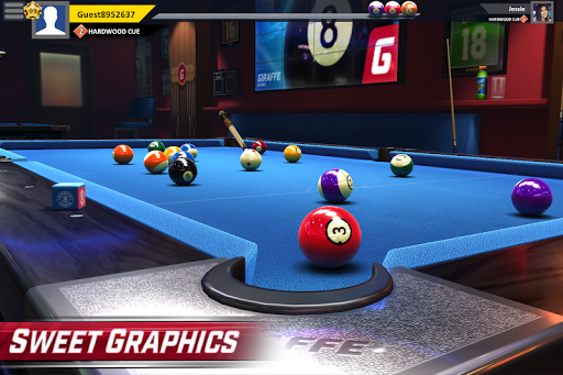 Pool Stars - 3D Online Multiplayer Game  Screenshots 9