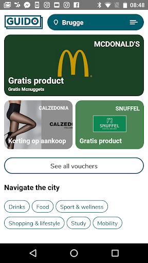 Guido City Guide Screenshot 1