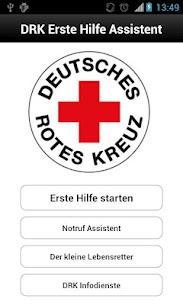 Erste Hilfe DRK 1