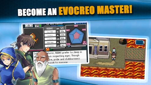 EvoCreo - Free: Pocket Monster Like Games  Screenshots 6