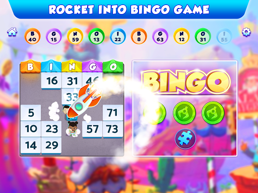 Bingo Bash featuring MONOPOLY: Live Bingo Games  screenshots 12