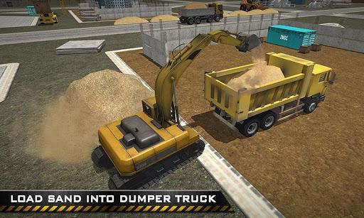 city construction mall builder screenshot 2