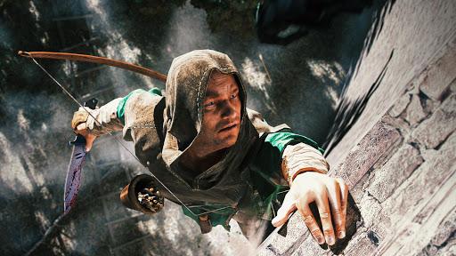 Ninja Samurai Assassin Hero IV Medieval Thief 1.1.4 screenshots 1
