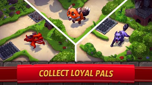 Royal Revolt 2: Tower Defense RTS & Castle Builder apkslow screenshots 5