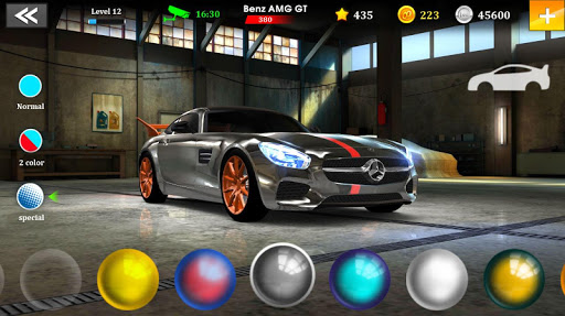GT: Speed Club - Drag Racing / CSR Race Car Game apkmr screenshots 7