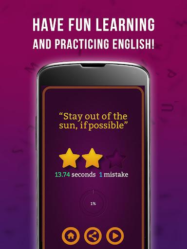 Learn English Sentence Master Pro screenshots 2