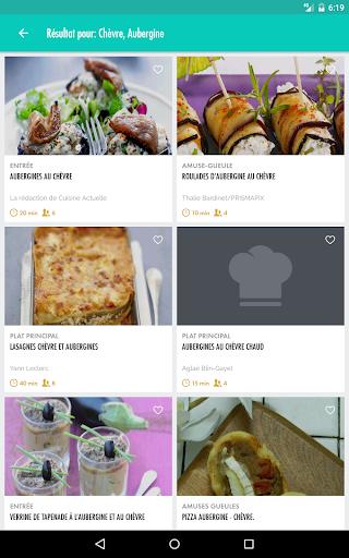 Cuisine Actuelle - idu00e9es recettes 2.6.4 Screenshots 18
