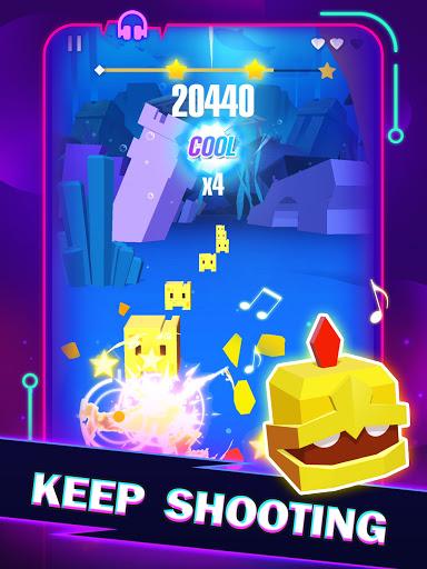 Beat Shooter - Music Rhythm Shooter: MUSIC BEAT 1.0.5 screenshots 9