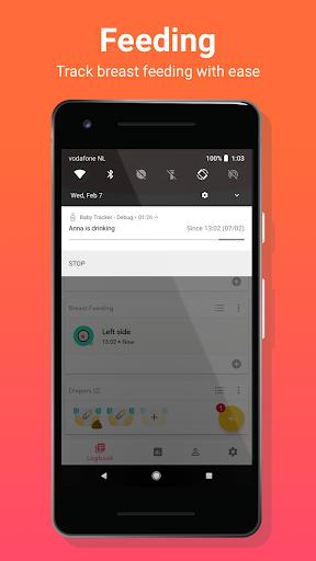 Boky - Baby Diary 0.2.2 Screenshots 6